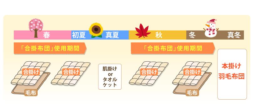 東京西川プレミアムコレクション 羽毛掛けふとん クイーンロング