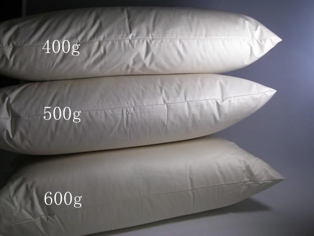 羽毛ダウン枕